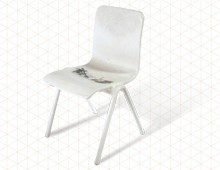 Fly tip small chair